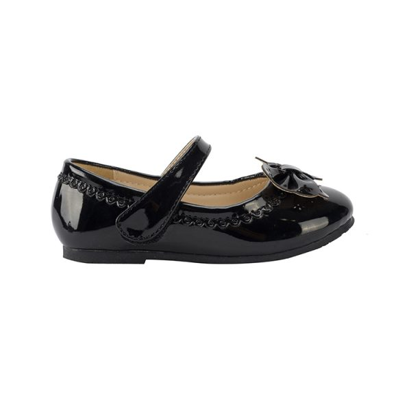 Size 24-36# little girls school shoes for wholesale