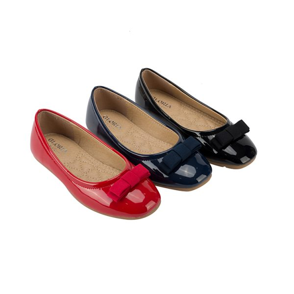 Classic color girls patent Mary Jane shoes