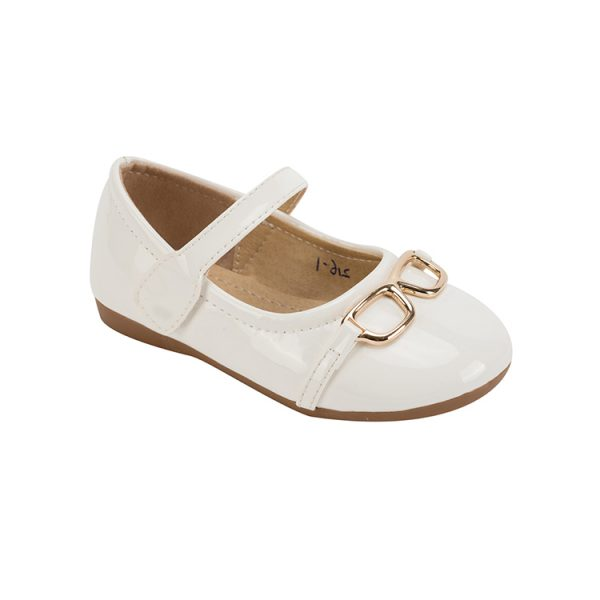 Cute mary jane girl shoes large size