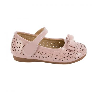 Princess girls pink mary jane style dance shoes