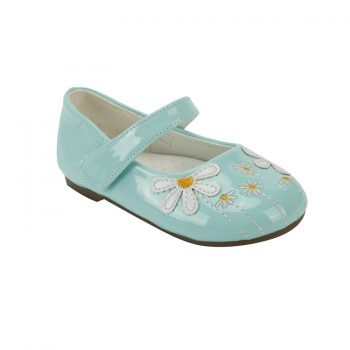 white blue black little girl mary jane shoes