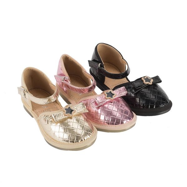 Multiple colors sliver Mary Jane shoes payless