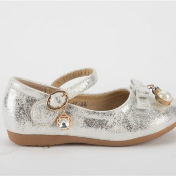 Girls white mary janes