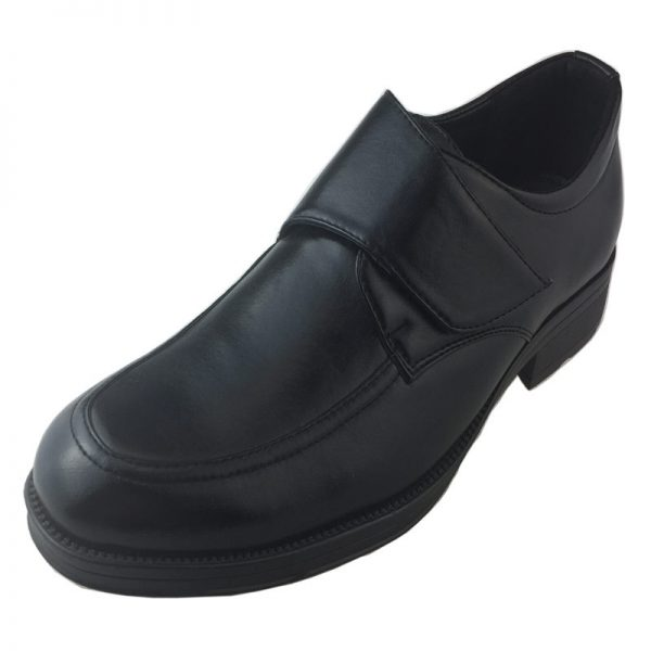 Adult's leather school shoes